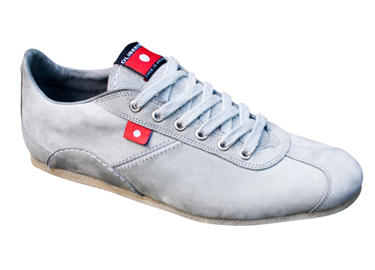 Rovia (mens) Grey Suede4