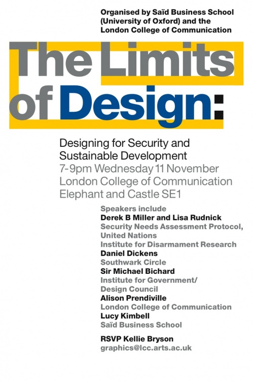 The limits of design
