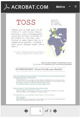 TOSS pdf