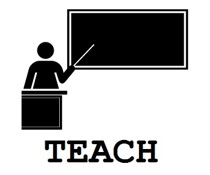 OpenClipArt - Teaching Image