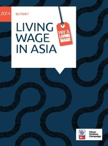 Living wage in asia